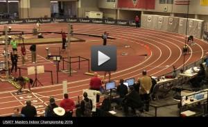 USATF.TV Videos Women s 40 44 400m USATF Masters Indoor Championship 2016