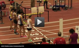 USATF.TV Videos Women s 40 44 800m USATF Masters Indoor Championships 2016