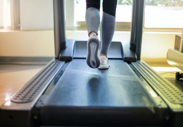 Treadmill Vs Sidewalk