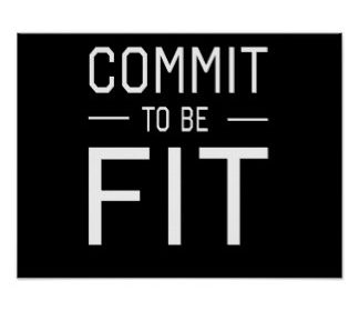 Commit To Stay Fit